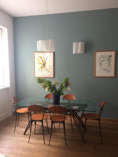 Interior Design SANS/16(via San Senatore- Milano)