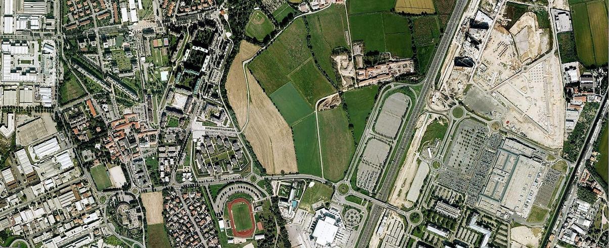 Landscape G387/11 Parco Urbano (Bosco in città - Assago)