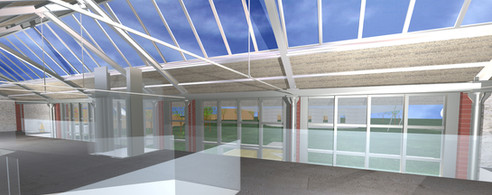 "Espositivo FIL/03 (Edificio a shed ""Ex Filanda)"