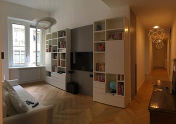 Interior Design AMB/15 (via Boccaccio - Milano)