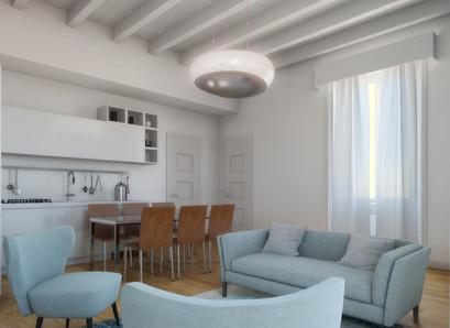 Interior Design BIX/20 (via Bixio - Milano)