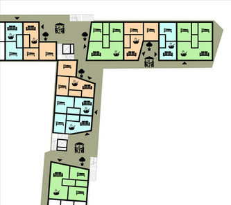 Residenziale G604/16 (Lorenteggio-Mi)