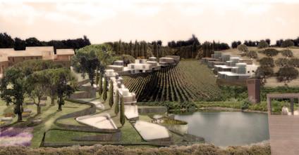 Ospitalità C048/10 (BIBBONA - Luxury Wine Resort e Centro Benessere)