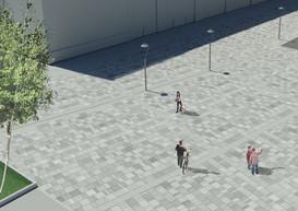 Landscape CYLP/17(City Life - Pavimentazioni e Arredo Urbano)
