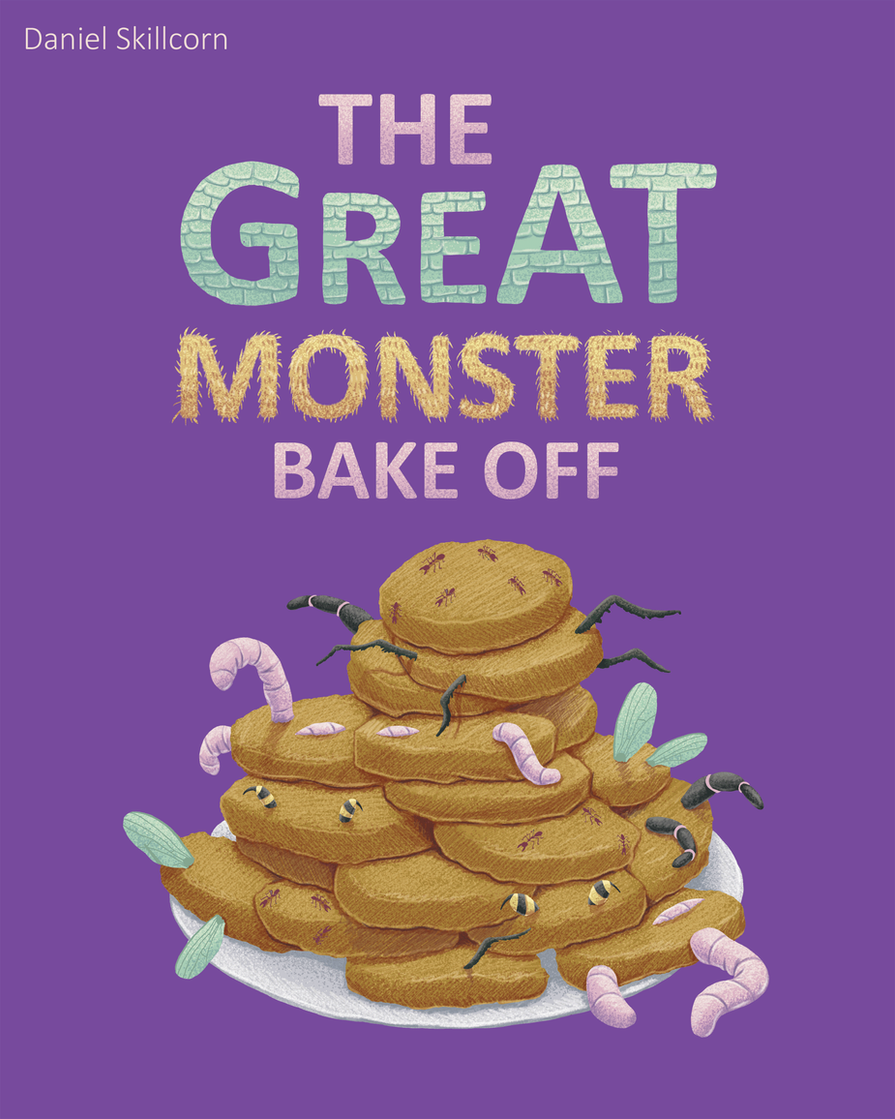 The Great Monster Bake Off Cover