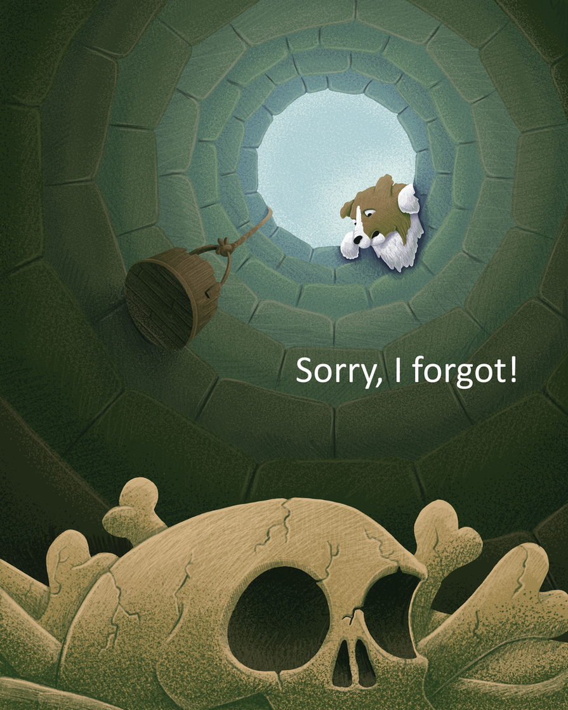 Sorry, I Forgot!