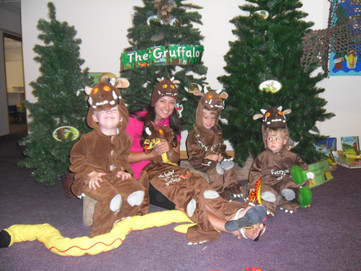 We have great fun at Little Explorers!