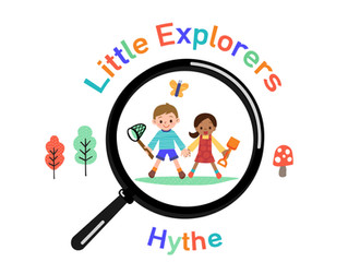 Little Explorers Hythe Logo is complete!