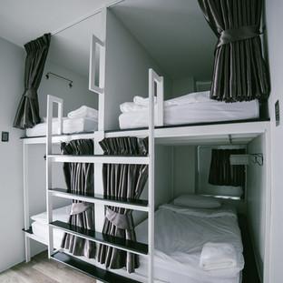 4 Beds Dorm