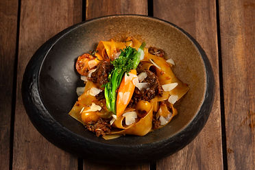 Beef Stew Pappardelle