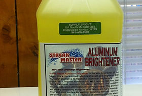 Aluminox: Aluminum Extrusion Protection Cleaners | Supply Bright