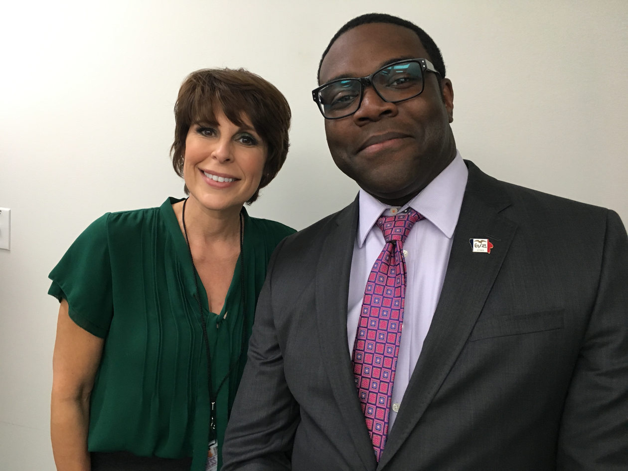 VEEP as JoJo Weaver with Sam Richardson