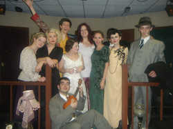 Strange Orchestra cast photo