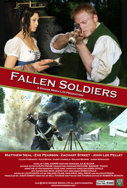 Fallen Soldiers First Posters