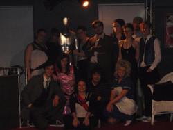 Comic Potential cast photo