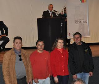Vereadores participam de encontro promovido pelo TCE-RS