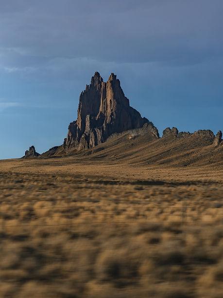 New Mexico, Shiprock, Shiprock Pinnacle