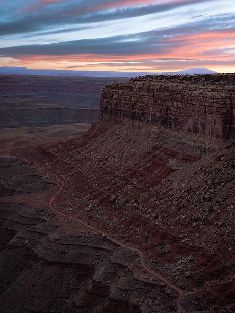 Glen Canyon National Recreation Area, Glen Canyon, Canyon, Sunset, Utah