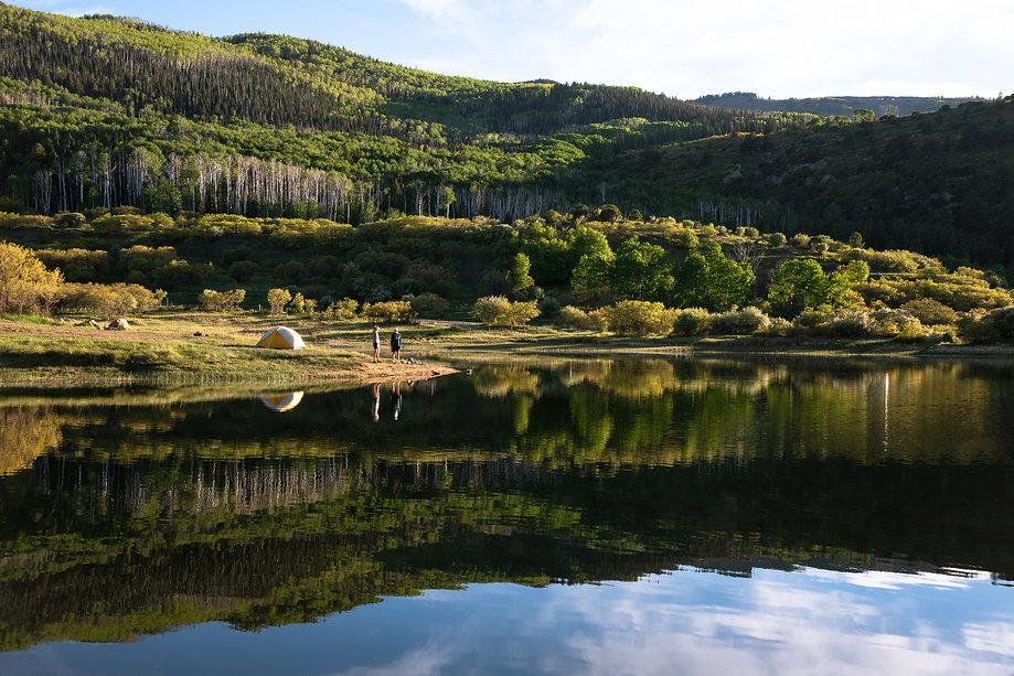 Bears Ears National Monument, public land, utah, lake, forest, Manti-La Sal National Forest