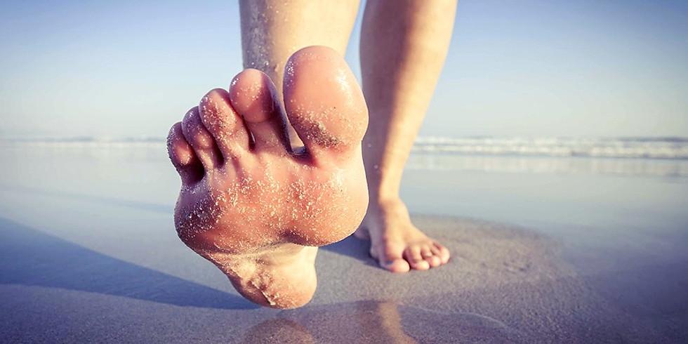 טיולים יחפים - שפך הירקון וחוף פלמחים