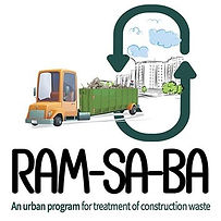 Ram-Sa-Ba - An urban program for treatment of construction waste