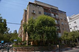 בניין בן גוריון 58 לפני