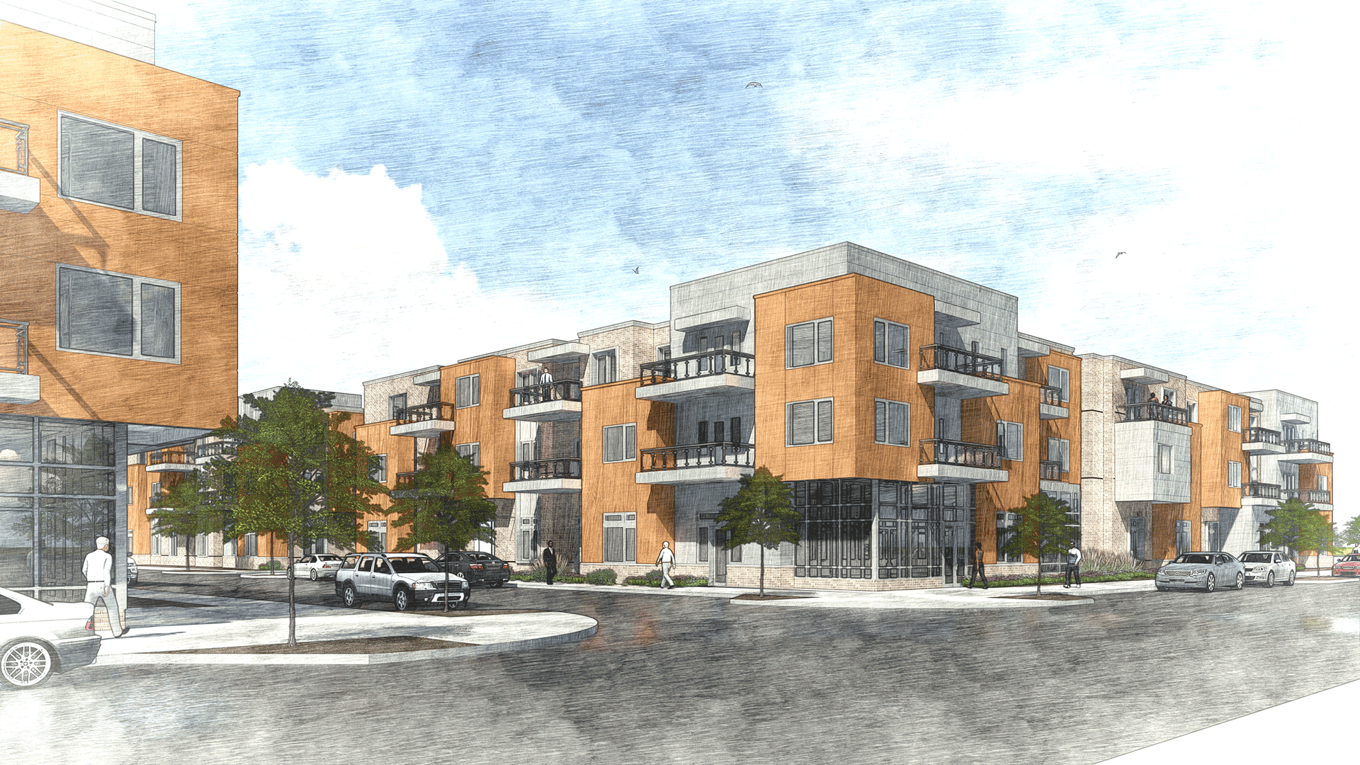 New Market Rate Housing Proposed for Toledo!