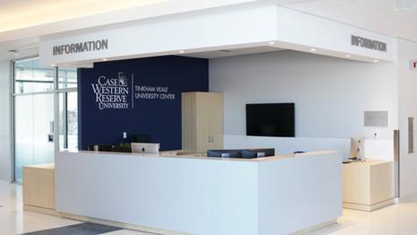 Tinkham Veale University Center - Information Desk