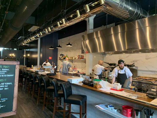 Jollity Restaurant Opens in Dayton's Historic Fire Blocks District