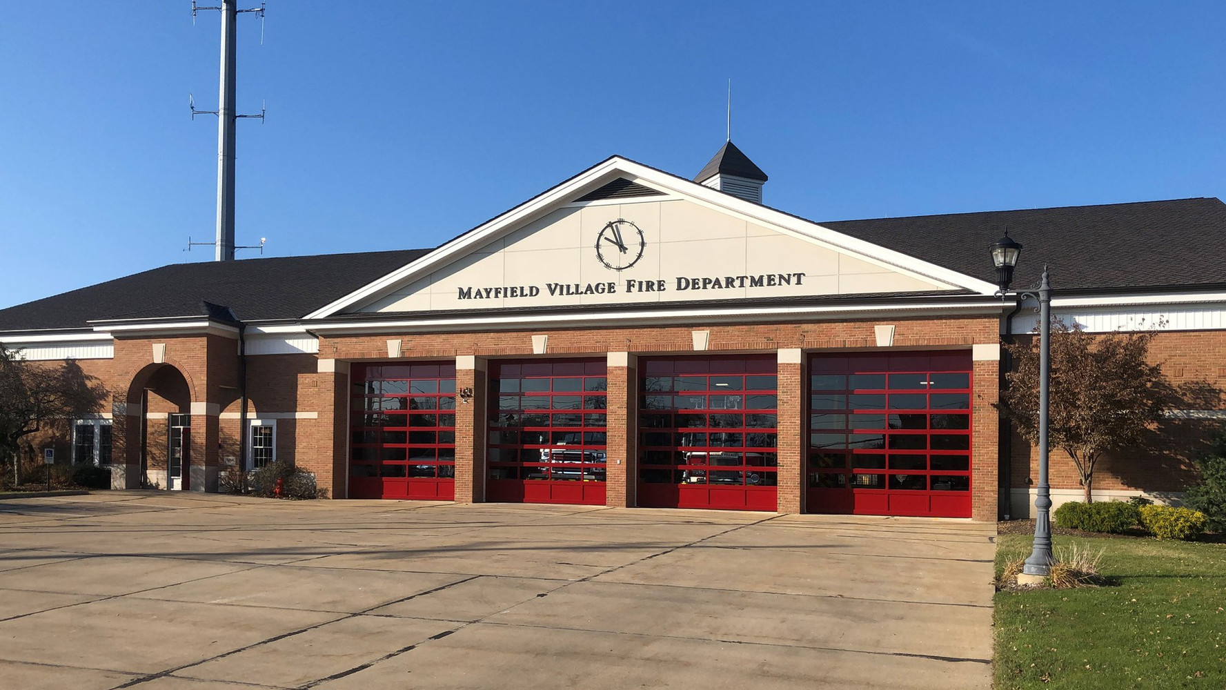 Mayfield Village Fire Station Renovation