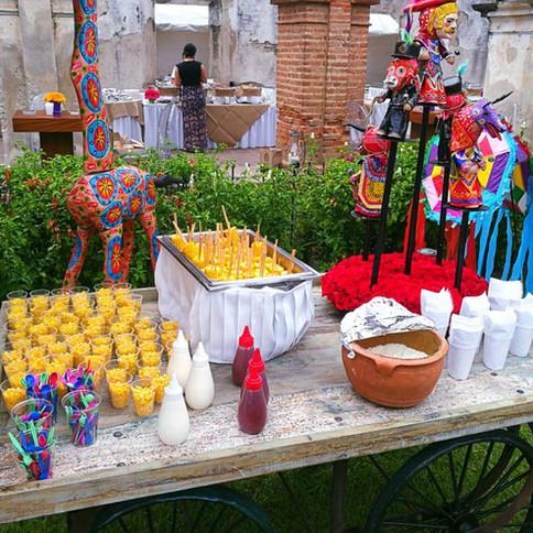 Catering Service Antigua