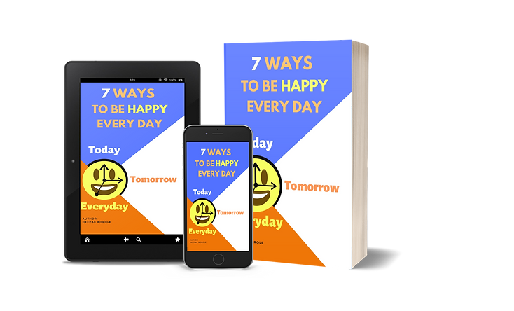 7 Ways to be Happy Every Daypng