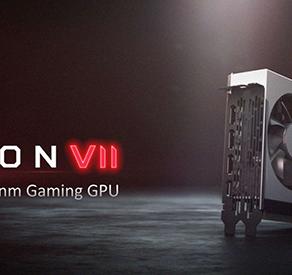 The Radeon VII makes sense in the lens of Apple