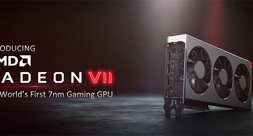 The Radeon VII makes sense in the lens of Apple