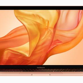 The Retina Macbook Air and 2018 iPad Pro - Awkward Silicon Juxtaposition