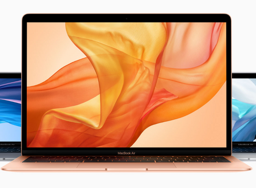 The Retina Macbook Air and 2018 iPad Pro - Awkward Silicon Juxtaposition