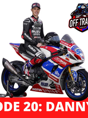 LATEST 'OFF TRACK' PODCAST HAS DROPPED!
