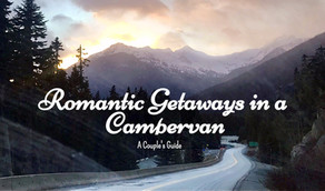 A Couple's Guide to Romantic Getaways in a Campervan