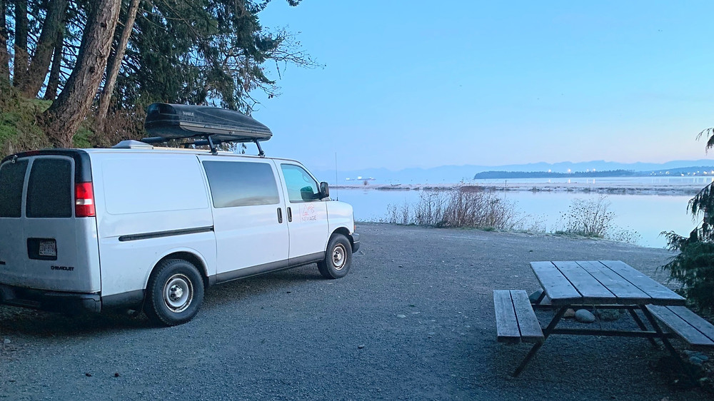 why wait for summer, get your spring campervan rental now