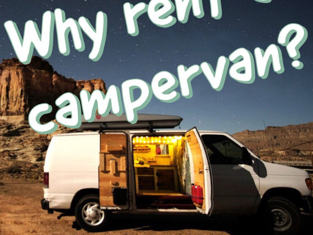 Why Rent a Campervan?