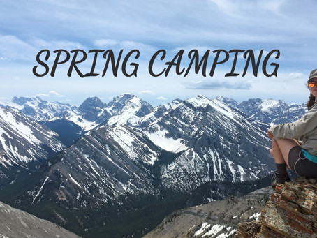 Pros of Spring Camping