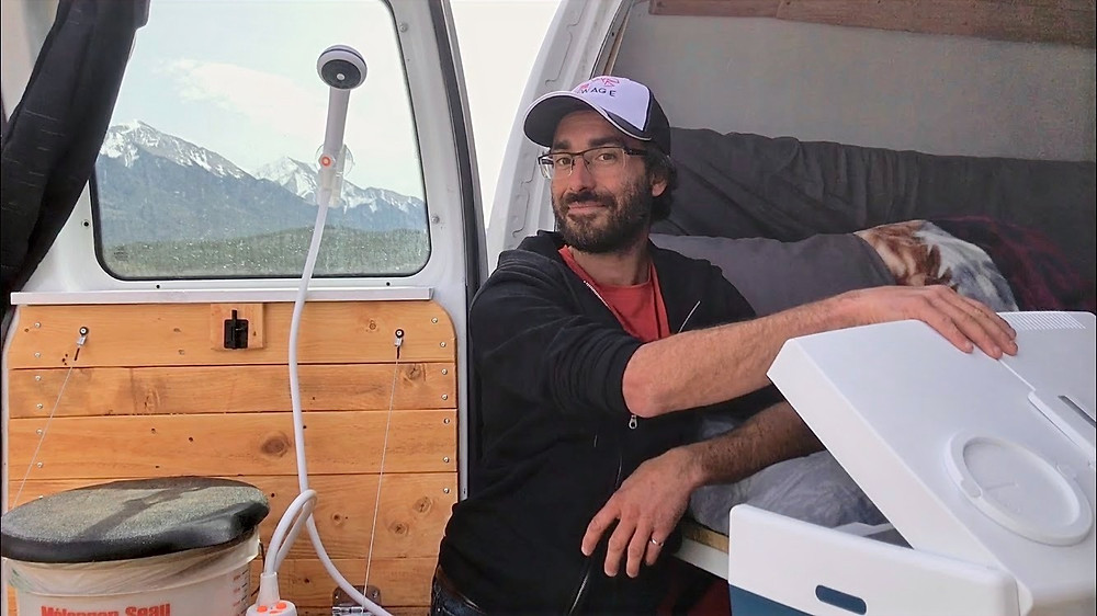 New Age providing free things with campervan rentals