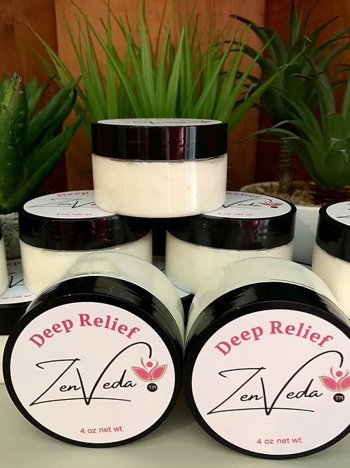ZenVeda Deep Relief Cream