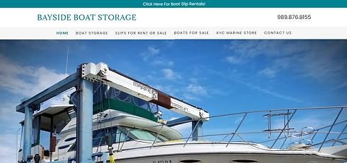 Bayside Boat Storage