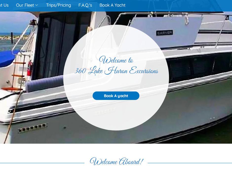 360 Lake Huron Excursions