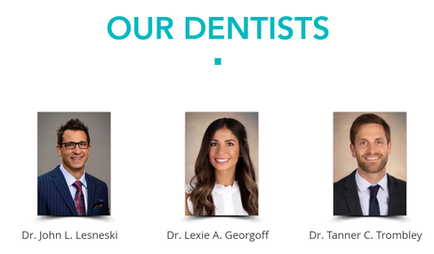 Meet the team that cares about you.