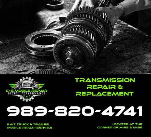 Transmission Repair & Replacement