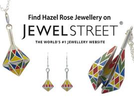 Hazel Rose Jewellery is now available on Jewelstreet.com