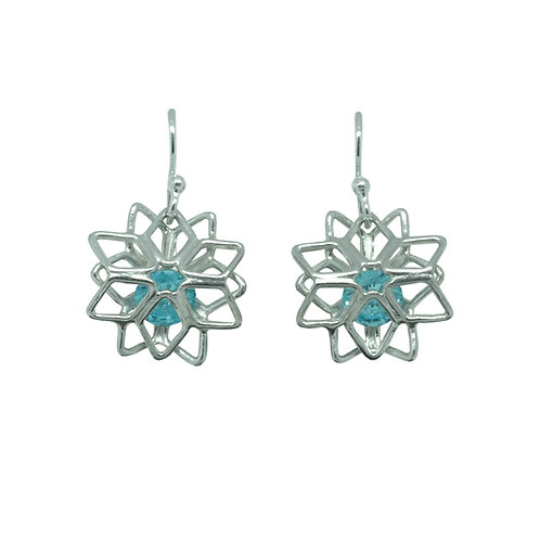Amond Dual Earrings