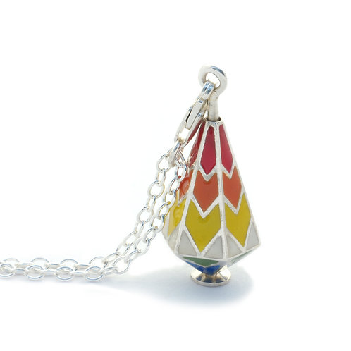 Spin Within Pendant